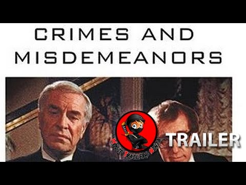 Crimes and Misdemeanors Movie Trailer 1989
