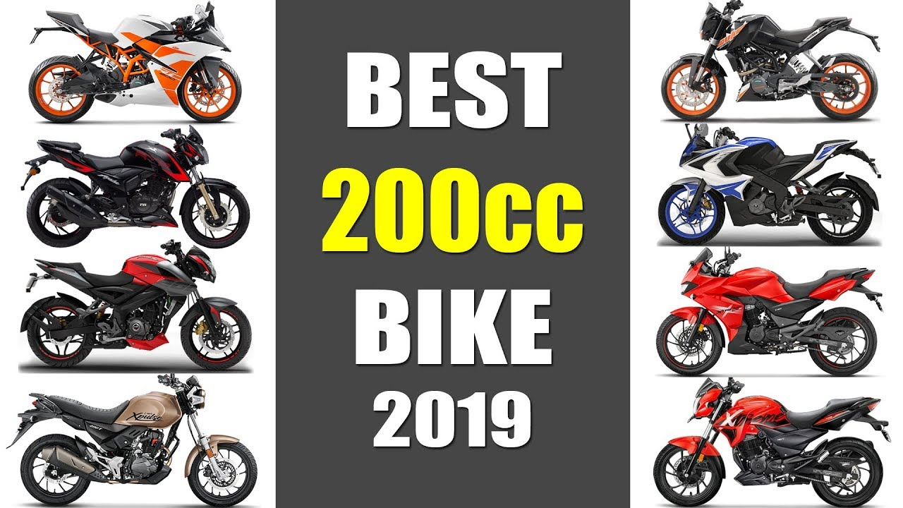Best 200cc Bike In 2019 200cc Bikes Comparison Ajith The