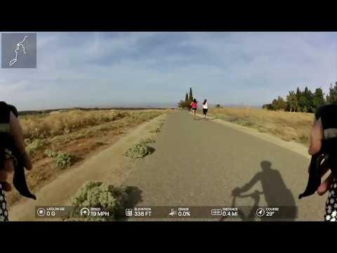 Eaton Trail, Woodward Park - Fresno, CA