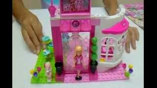 Barbie Mega Blocks Barbie Puzzle- Fashion Kit-Barbie Collection Thumbnail