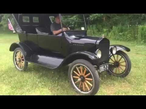 & 1923 Ford Model T Touring car sells regardless of price - YouTube markmcfarlin.com