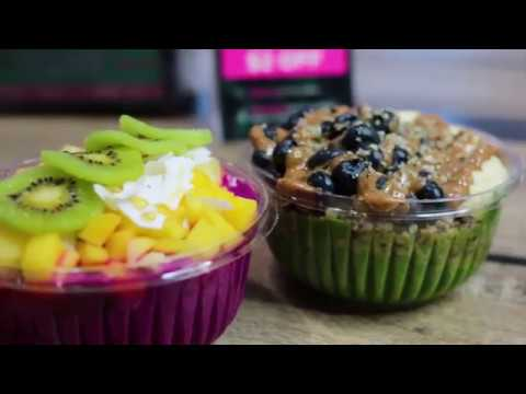 Sweetberry Bowls Franchising Opportunities