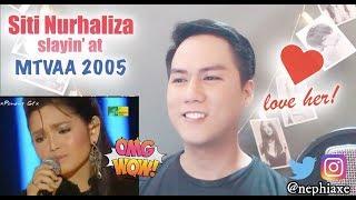 Siti Nurhaliza - Seindah Biasa (live at MTVAA 2005)