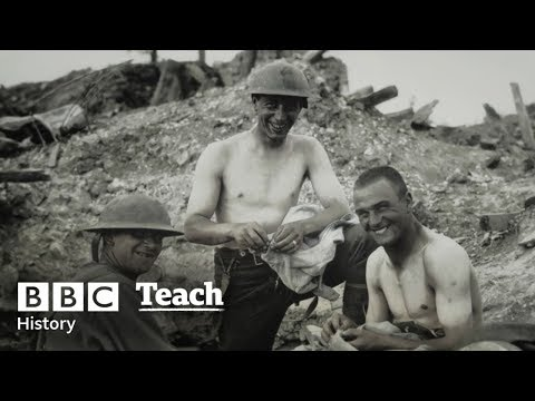 How soldiers relaxed during WW1 | History  - I Was There: The Great War Interviews