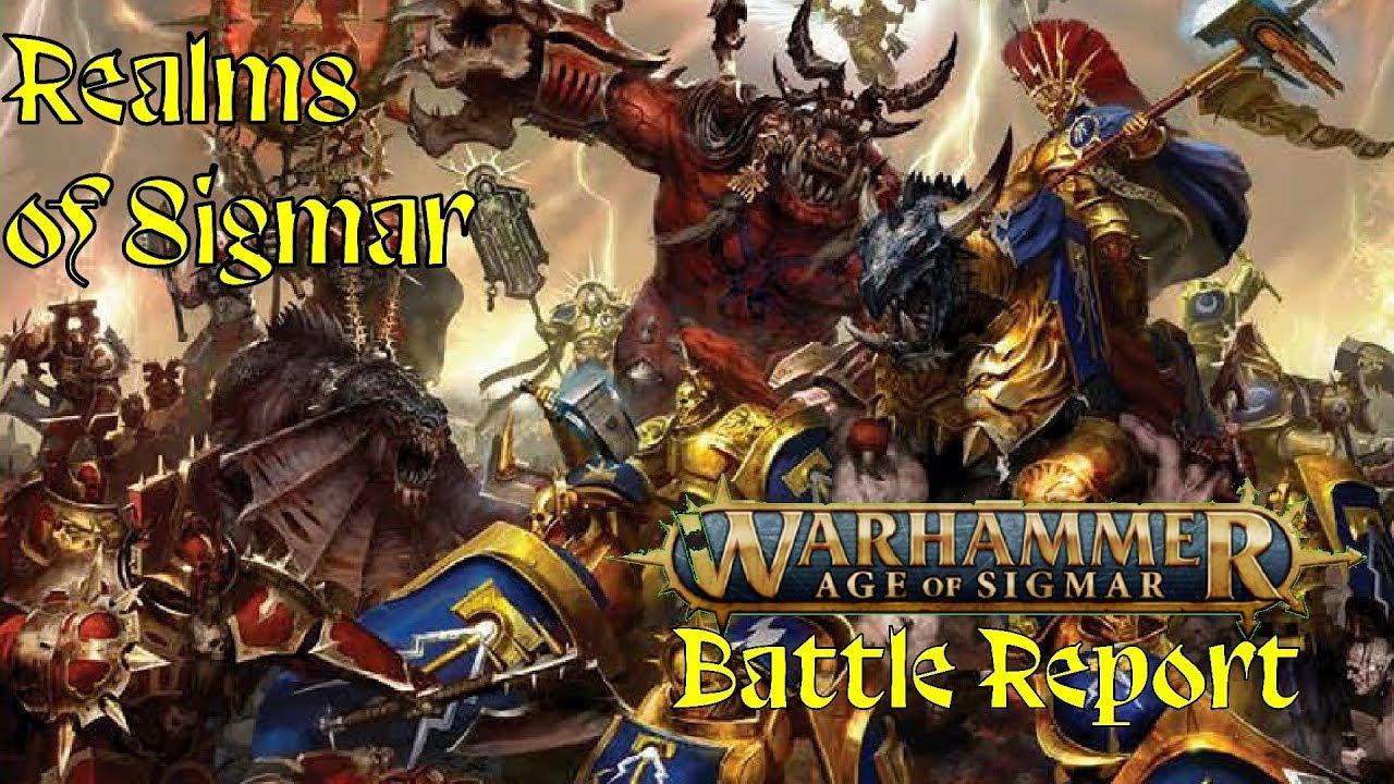 MiniWarGaming - Warhammer Fantasy | Age of Sigmar