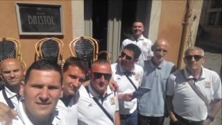 Fudbalska sekcija Internacionalne Policijske Asocijacije Srbije na Krfu Prijatelski mec sa IPA Krf