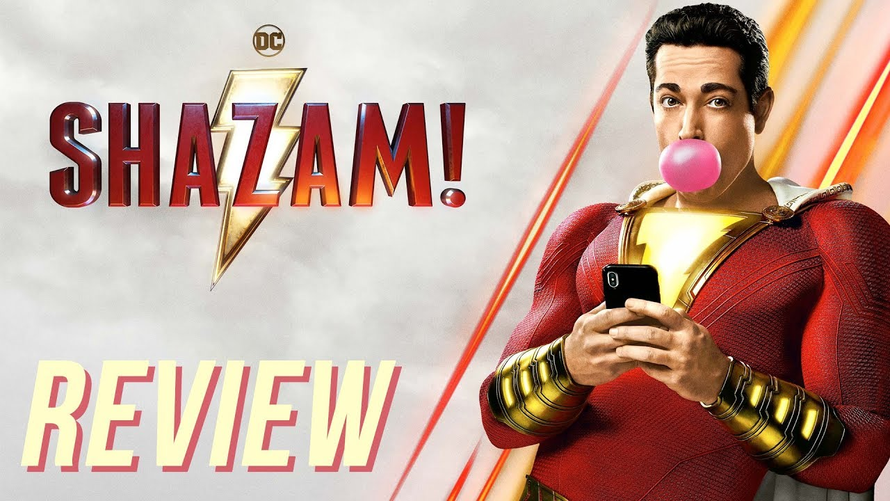 Review phim SHAZAM!
