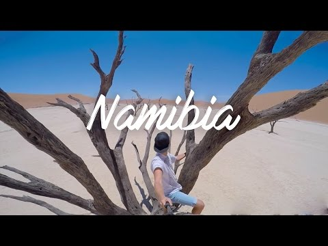 Namibia Road Trip (GoPro HERO4) - NOV 2015