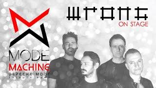 Wrong - Mode Machine Depeche Mode Tribute Band