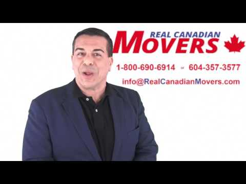 Vancouver Movers - Vancouver Moving Company serving the Greater Vancouver & the Lower Mainland, BC