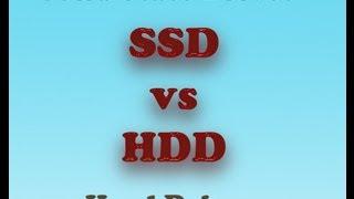 Hard Drive vs SSD drive - compared from clone drives - HD