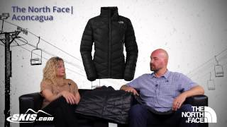 2016 The North Face Aconcagua Womens Jacket Overview by SkisDotCom