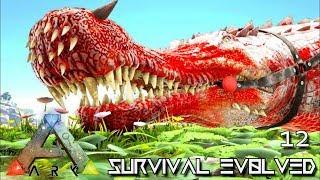 ARK: SURVIVAL EVOLVED: ALPHA SARCO & SEA ADVENTURE E12 !!! ( ARK EXTINCTION CORE MODDED )