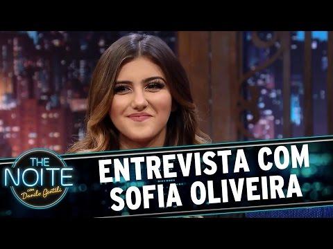 Entrevista com Sofia Oira  The Noite 120517