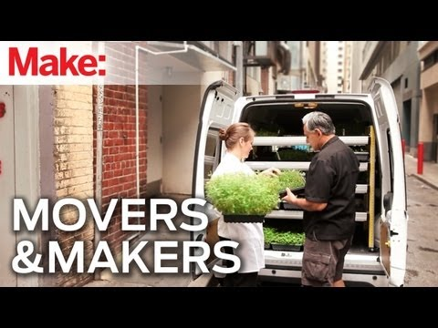 Movers & Makers: Sebastopol Micro Greens