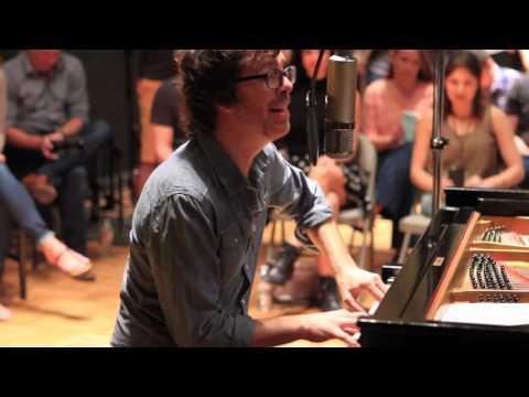 Ben Folds  Landed  Live at RCA Studio