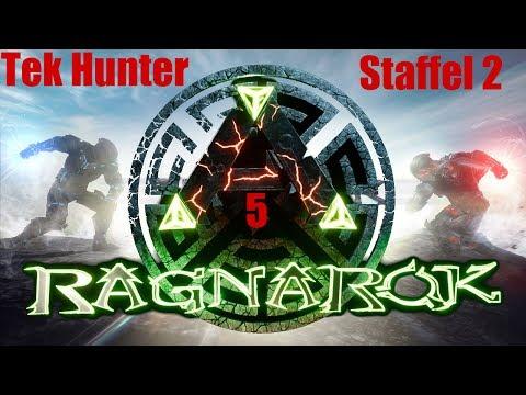Tek Hunter S2 #5 Der metallene Holzschild Ark Survival Evolved