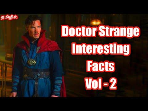 Doctor Strange Interesting Facts In Tamil Vol - 2