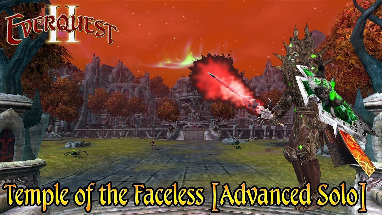 EQ2 - ShadowKnight - Temple of the Faceless