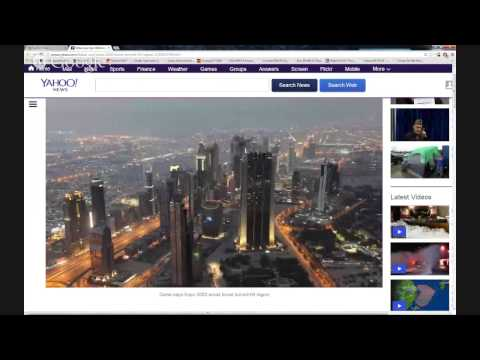Travel (Dubai says Expo 2020 would boost turmoil-hit region)