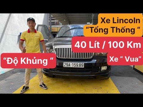 """Xe Tổng Thống - Độ Thêm Gì Cho Ngầu """" CÁ SẤU LINCOLN """" Full Hết Bài - OLEDPRO X8s"""