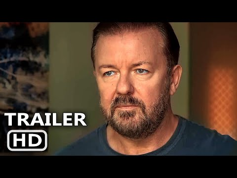 AFTER LIFE Season 2 Trailer (2020) Ricky Gervais, Netflix Series