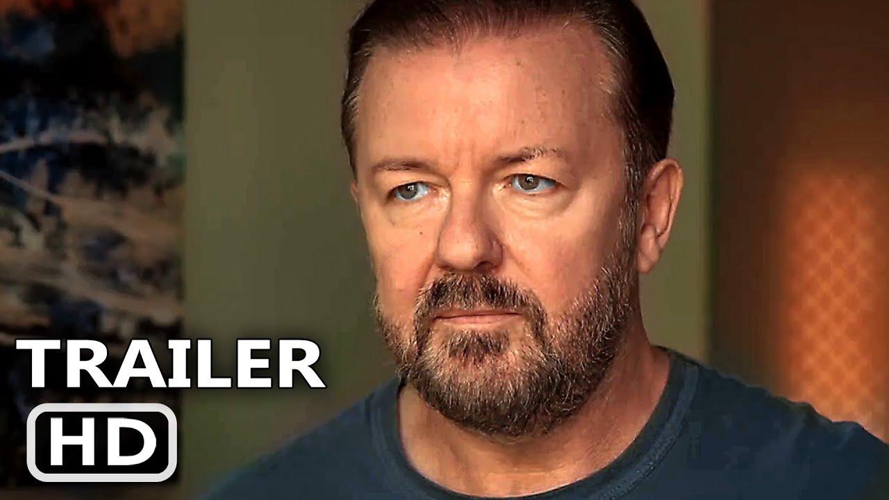 AFTER LIFE Season 2 Trailer (2020) Ricky Gervais, Netflix Series