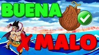 ¡BUENA FRUTA, MAL USUARIO! - #ONEPIECE - LUFFY NO MI