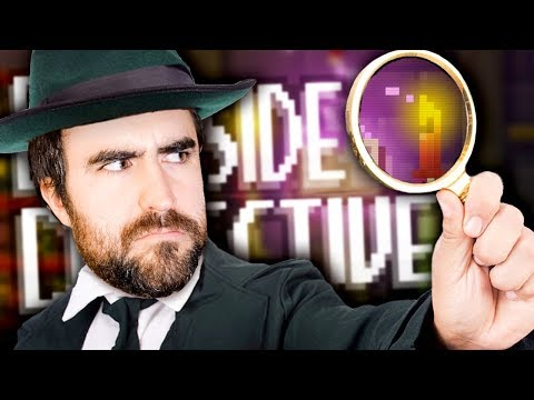 DETECTIVE KEN ON THE CASE | The Darkside Detective FULL Gameplay Walkthrough  - Part 1