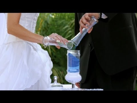 How To Perform A Sand Ceremony Wedding Planning