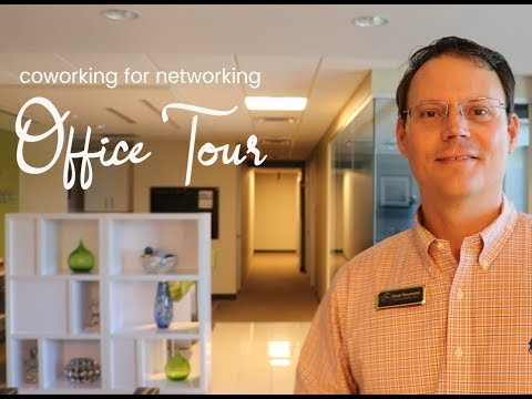 Office Space Tour Jacksonville Real Estate - Chad and Sandy Neumann