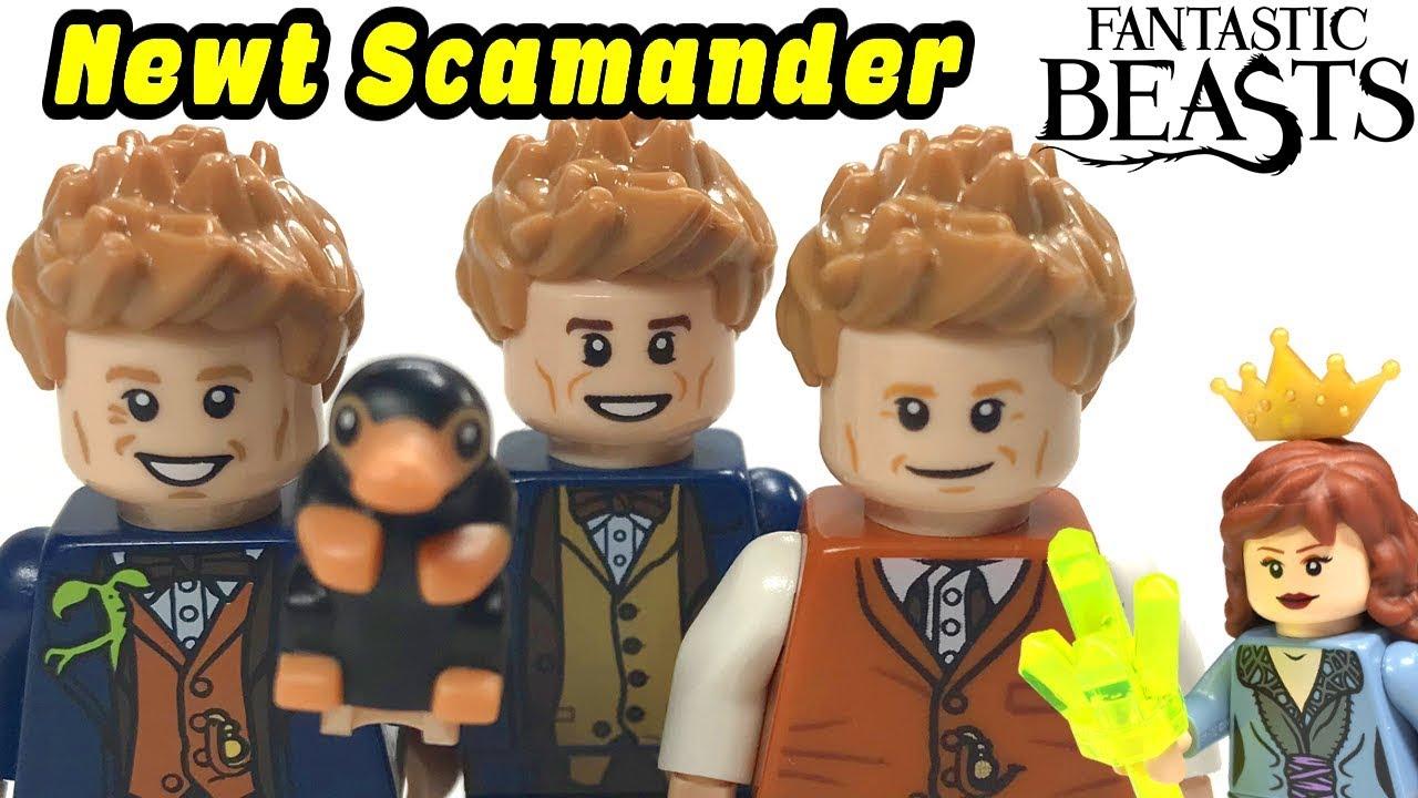 LEGO Tina Goldstein 75952 Fantastic Beasts Minifig Harry Potter New /& Genuine