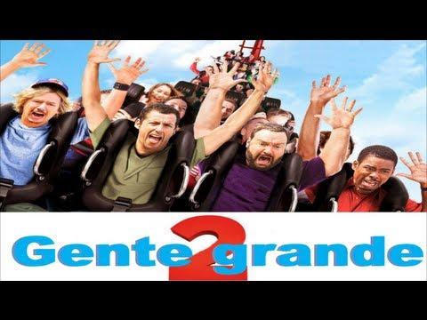 Trailer do filme Gente Grande