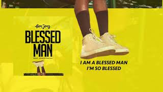 Sam Jamz - Blessed Man feat Louis Pascal [Visualiser]