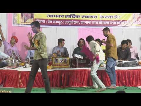 Karni mata bhajan live kanana 2016 by prakash mali and telu bhai rao dhanraj suthar