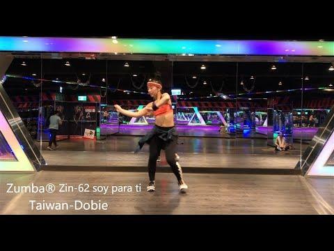 Zin62 -  Soy para ti - Zumba®  Taiwan - Dobie