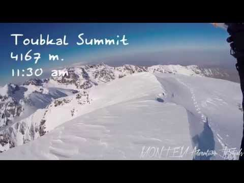 Mount Toubkal Morocco with KE Adventure Travel & Montem Adventure Tutorials