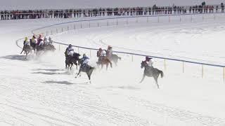 Vidéo de la course PMU 79. GROSSER PREIS VON ST MORITZ