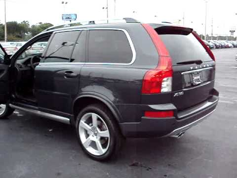 2011 Volvo Xc90 Quot R Quot Design Youtube