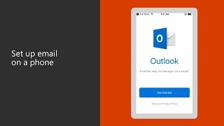 How to set up email on a phone with Office 365 for business
