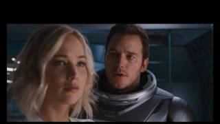 Фантастический фильм - Пассажиры