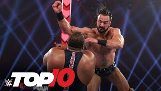 Top 10 Raw moments: WWE Top 10, Jan. 4, 2021