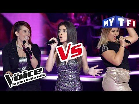 Karla VS Lisa Mistretta VS Lily Berry - « Bang bang » Jessie J - Ariana Grande - Nicky Minaj