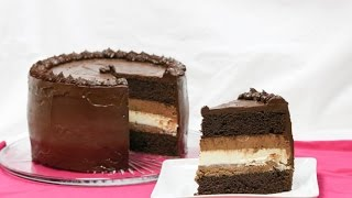 Www.dessertsrequired.com's Heavenly Chocolate Cake