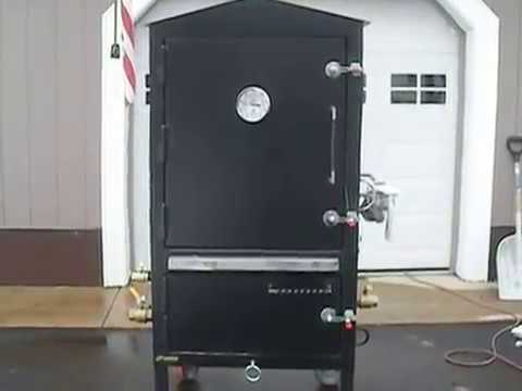 FOR SALE!!! $2500 Homemade Insulated Vertical Smoker