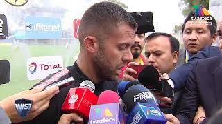 Fut Azteca |  Campamento América, Jerémy Ménez regresa a las canchas | Azteca Deportes