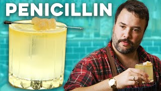 The Penicillin is a Perfect Cocktail | How to Drink