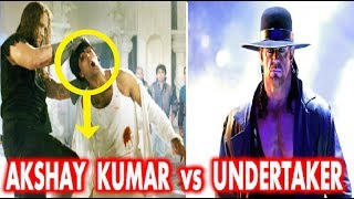 5 WWE Wrestlers Who Have Worked In Bollywood Movies !!
