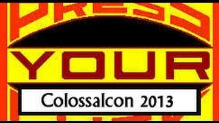 Anime Press Your Luck from Colossalcon 2013, Part 1