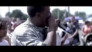 SHAKE YOUR TAIL FEATHER DANCE-DEMETRIC MEECHIE ALLEN LIVE AT WEST FEST 2014 On Buck Tv